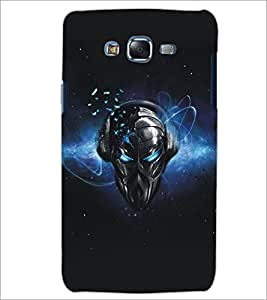 PrintDhaba Mask D-5179 Back Case Cover for SAMSUNG GALAXY ON 5 (Multi-Coloured)