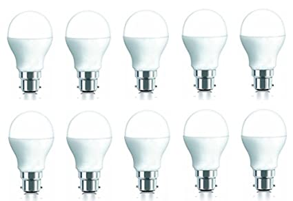 5W-White-LED-Bulbs-(Pack-Of-10)