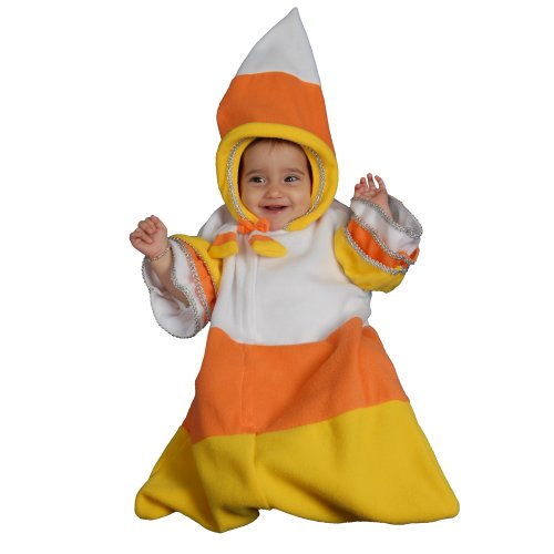 Dress Up America Baby Candy Corn