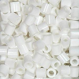 Perler Beads 6,000/Pkg, White (Tamaño: '(6000 Count)')