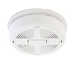 BRK Dicon Mains 230v Ionisation Smoke Alarm - Alkaline Battery Backup by ATE