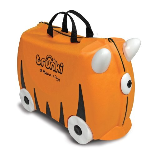 Trunki by Melissa & Doug Sunny, Orange