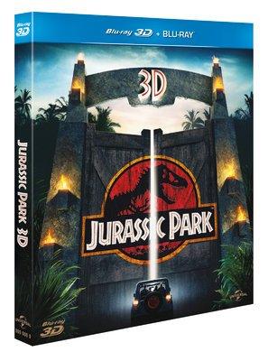 Jurassic Park(3D+2D) [Italia] [Blu-ray]