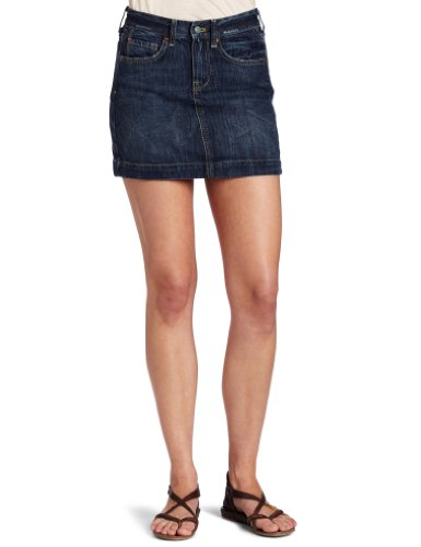 French Connection Women&#8217;s Teddy Denim Mini Skirt