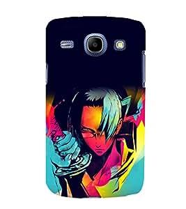 printtech Anime Cartoon Character Back Case Cover for Samsung Galaxy E7 / Samsung Galaxy E7 E700F