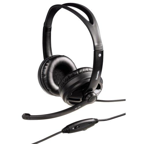 Hama PC Headset HS 425 schwarz Stereo