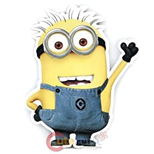 DESPICABLE ME 2, Minion Wave Phil, Officially Licensed, 5 ...