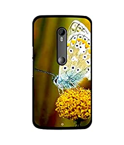 instyler DIGITAL PRINTED BACK COVER FOR MOTO X STYLE