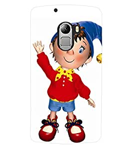 ColourCraft Cartoon Design Back Case Cover for LENOVO VIBE X3 LITE