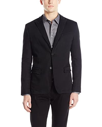 John Varvatos Star USA Men's Peak Lapel Soft Jacket
