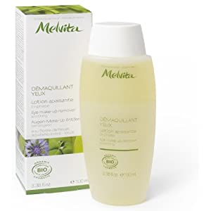 Melvita Essential Face Care Eye Make-up Remover 100ml