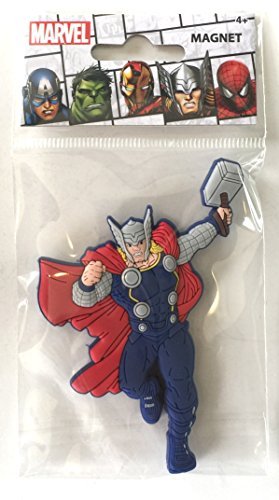 Marvel Thor Soft Touch PVC Magnet - 1