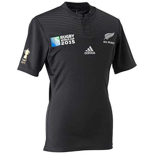 2015 New Zealand All Blacks RWC Home Rugby Shirt