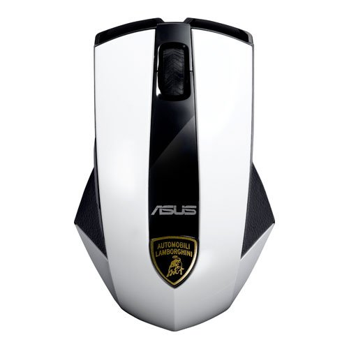 Wireless 2.4Ghz Lamborghini Laser Mouse