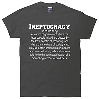Ineptocracy Defenition T-Shirt
