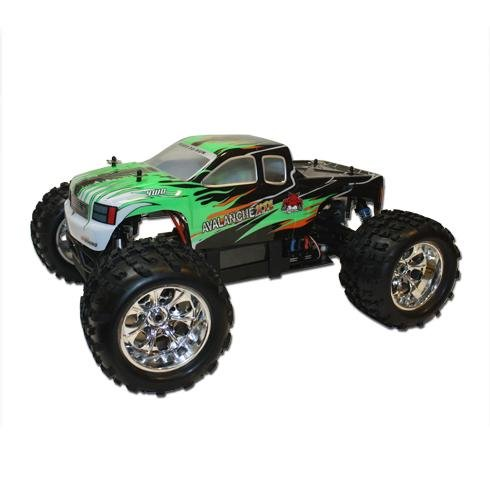 AVALANCHE XTE ~ NEW ITEM ~ 1/8 Scale RC Truck ~ Brushless Electric ~ By Redcat Racing