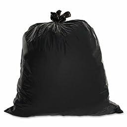 Interplas CL-RDB-3036H 20-30 Gallon Regular Duty Trash Bags, LLDPE, 0.65 Mil, 36\