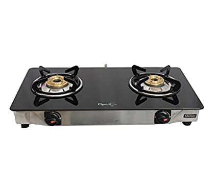 Blackline Smart Gas Cooktop (2 Burner)
