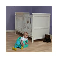 Saplings City Collection Nursery Furniture Set 5 White