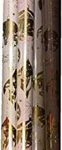 Religious  Christmas Gift Wrapping Paper GOLD