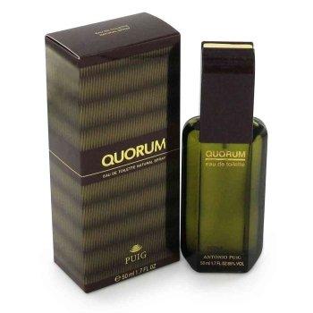 QUORUM By Puig Eau De Toilette Spray for Men 100ML