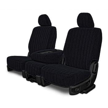Amazing Custom Fit Rear Seat Covers For Dodge Ram 60 40 Seat Black Uwap Interior Chair Design Uwaporg
