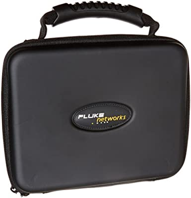 Fluke Networks NF400 Fiber Accessories Carrying Case, Fiber Tester Accessory