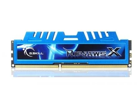 8GB G.Skill DDR3 PC3-17000 2133MHz RipjawsX Series for Intel Z68/P67 (9-11-10-28) Dual Channel kit