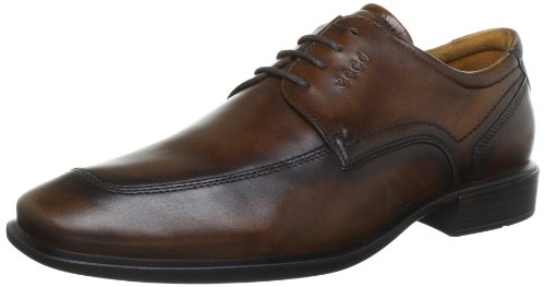 ECCO Mens Cairo Derby 63151401705 Walnut 8 UK, 42 EU