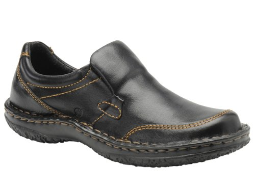 Bron Women's Shari Slip-on (6, Black)