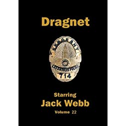 Dragnet [Volume 22]