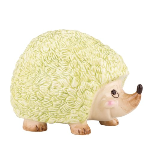 Gorham Merry Go Round Pitter Patter Hedgehog Bank - 1