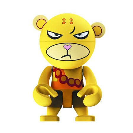 Happy Tree Friends Trexi Figures - Buddhist Monkey