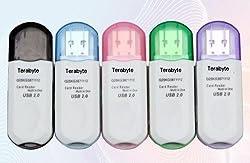 Terabyte TB 5087 All in one USB micro SD/TF Multi Memory Card Reader USB 2.0