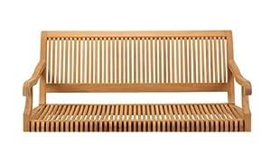 Grade A Teak Porch Garden 5 feet Swing Chair only (Swing & Sunbrella Cushions sold Separately) by WholesaleTeak