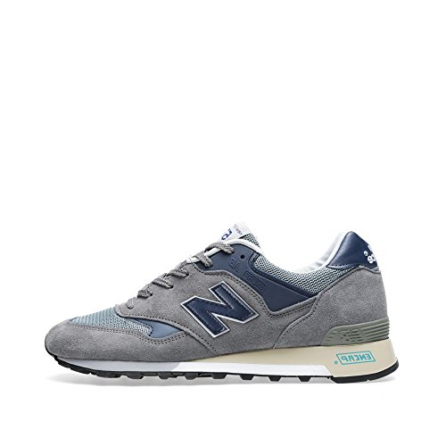 New Balance Made In The Uk 25Th Anniversary Men'S Shoes Grey M577Ang (12)