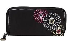 Travelon Rfid Wallet,One Size,Black