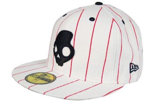 Skullcandy Team 5950 New Era Hat White, 7 1/4