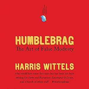 Humblebrag Hörbuch