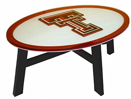 Adventure Furniture C0518-Texas Tech Texas Tech University Coffee Table