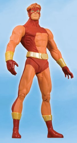 Buy Low Price DC Comics Justice League of America Series 3 Geo-Force Action Figure (B001AZTH3K)