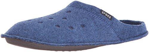 Crocs Classic Slipper Infradito e Ciabatte da Spiaggia, Unisex Adulto, Blu (Blu Ceruleo),  38/39