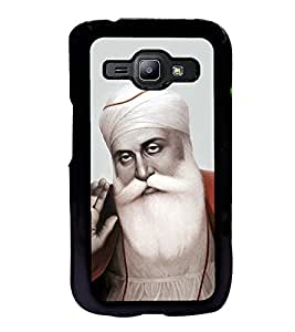 Printvisa Ultra Baba Nanak 2D Hard Polycarbonate Designer Back Case Cover for Samsung Galaxy ...