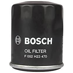 Bosch F002H234708F8 High Performance Spin-on Replacement Lube Oil Filter