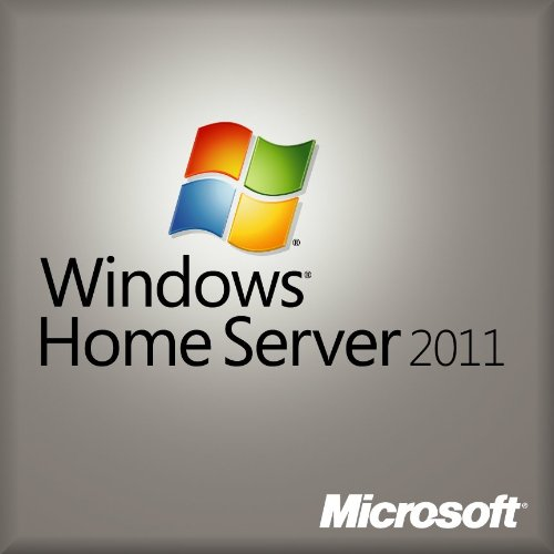 Windows Home Server 2011 64-bit English 1pk DSP