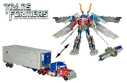 Transformers 3 - 287481480 - Figurine - Ultimate Optimus Prime