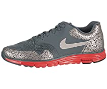 Nike Lunar Safari Fuse+ - Hasta / Granite-Sunburst-Smoke, 10.5 D US
