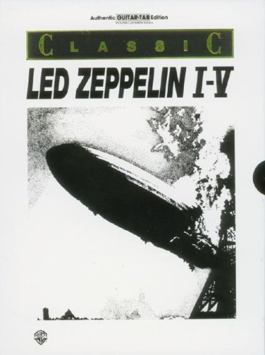 Classic Led Zeppelin I-V(Box-Set)
