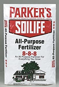 Spectrum Brand Fertilizer 530286 Fert Allamer 8-8-8 40#