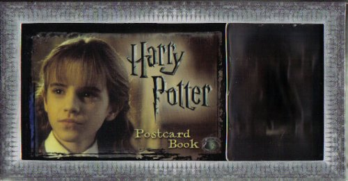 Picture of Advance Publishers Harry Potter Postcard Book with Figure (B002SIDKLI) (Harry Potter Action Figures)